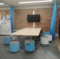 Design for Learning Seating
